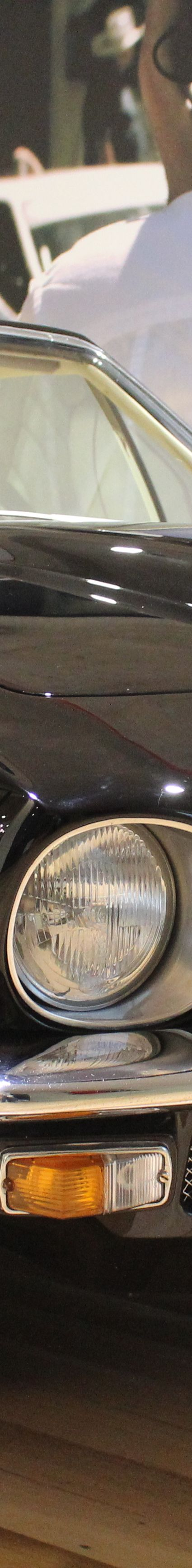 1973 Aston Martin DBS- sold in Australia