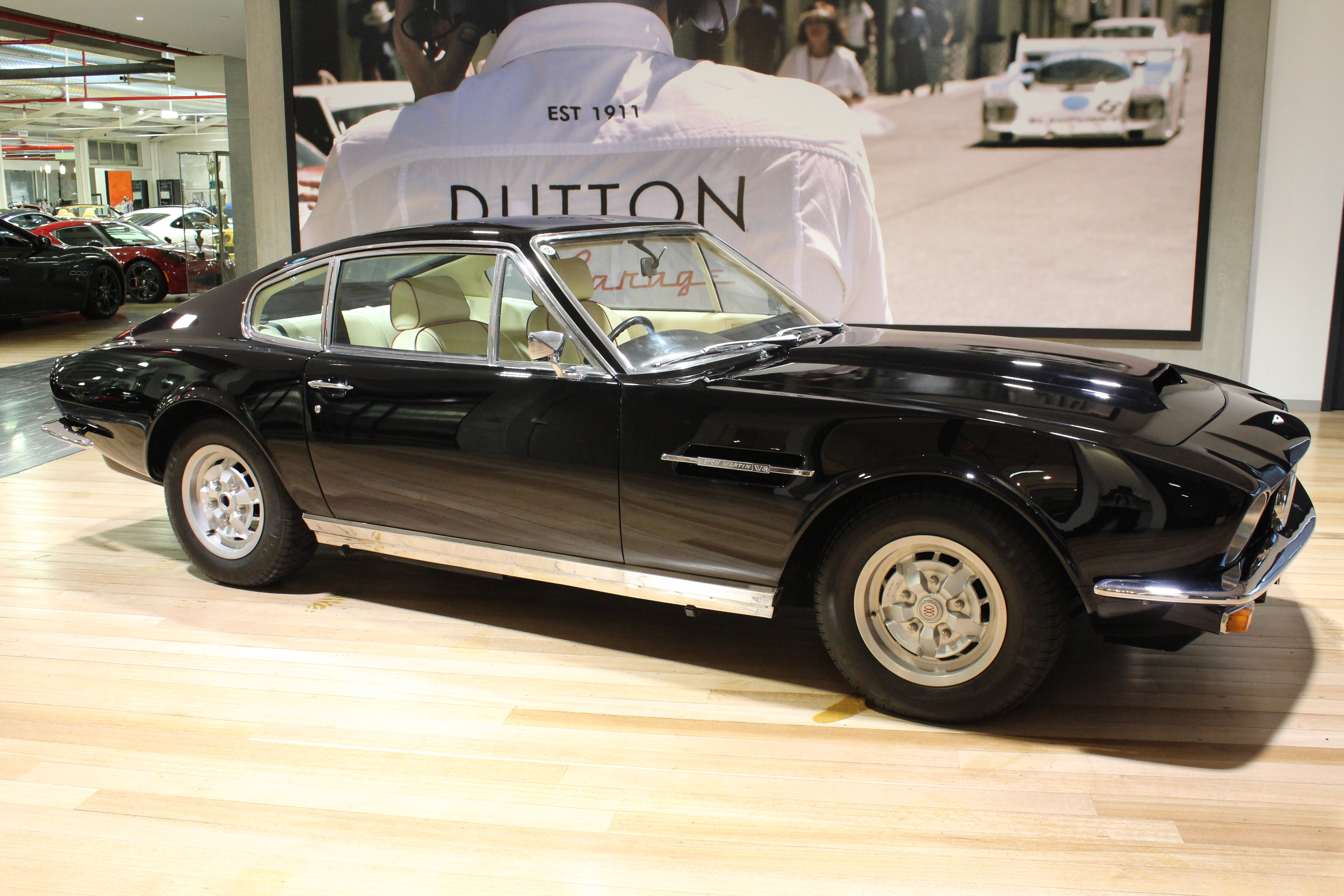 1973 Aston Martin DBS- sold in Australia