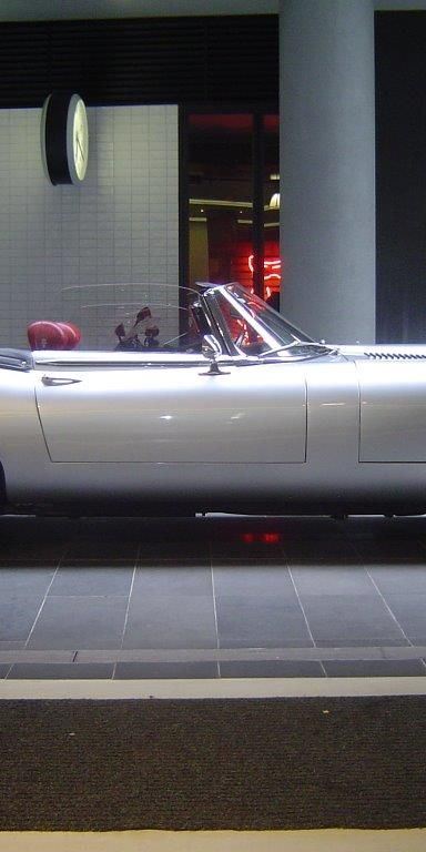 1973 Jaguar E Type V12 Convertable- sold in Australia