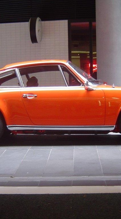 1973 Porsche 2.7 RS- sold in Ausrtralia
