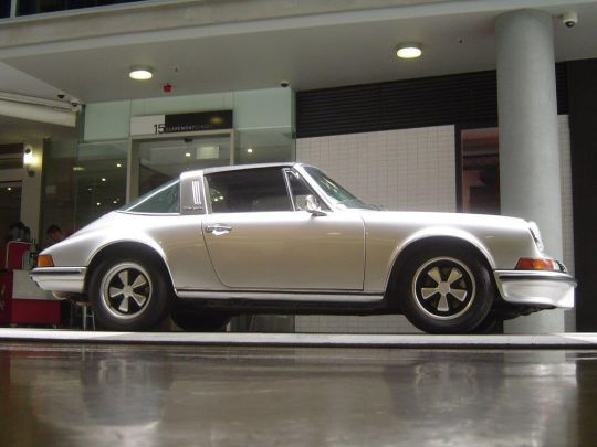 1973 Porsche 911 S Targa- sold in Australia
