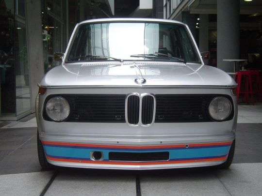 1974 BMW 2002 Turbo- sold in Australia