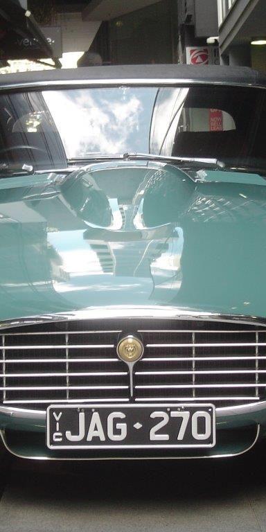 1974 Jaguar Series III V12 Roadster- sold in Australia