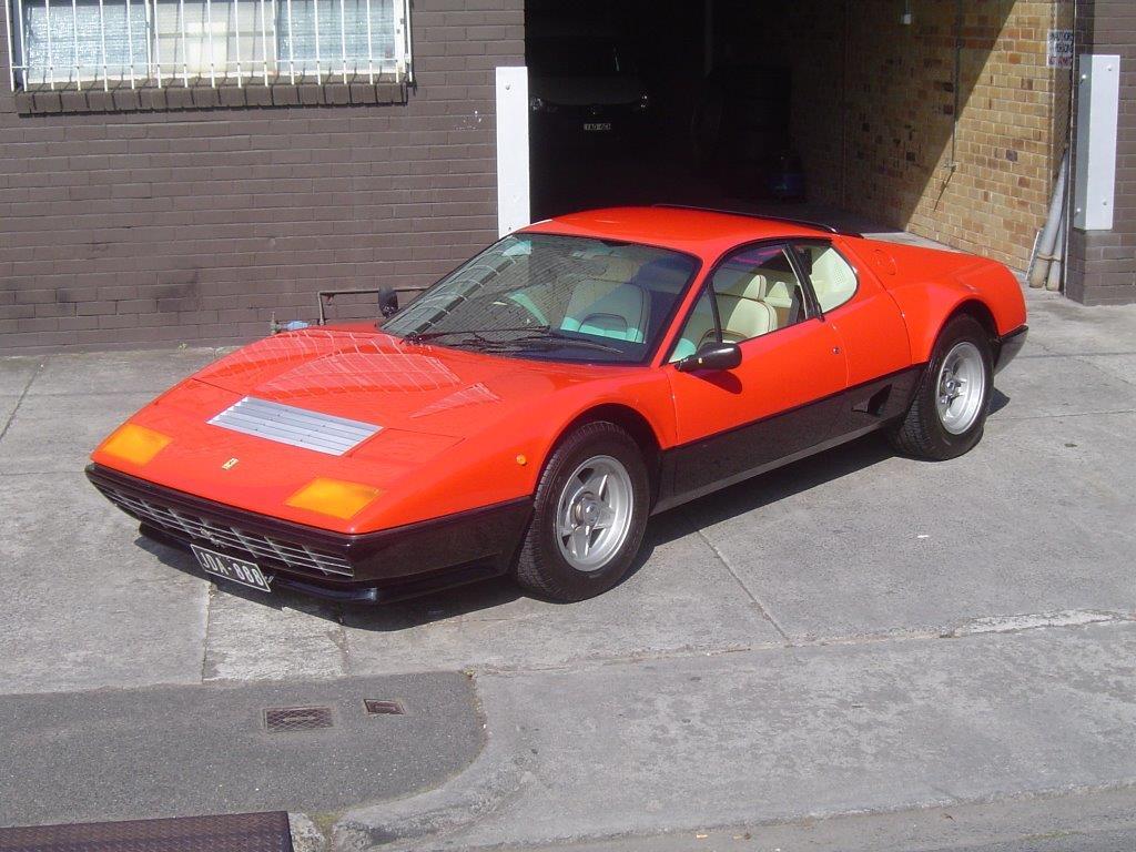 1978 Ferrari 512BB- sold in Aaustralia