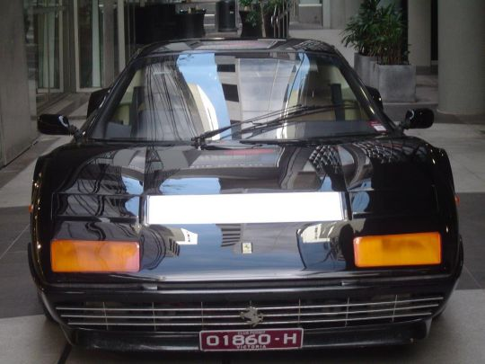 1978 Ferrari BB512- sold in Australia