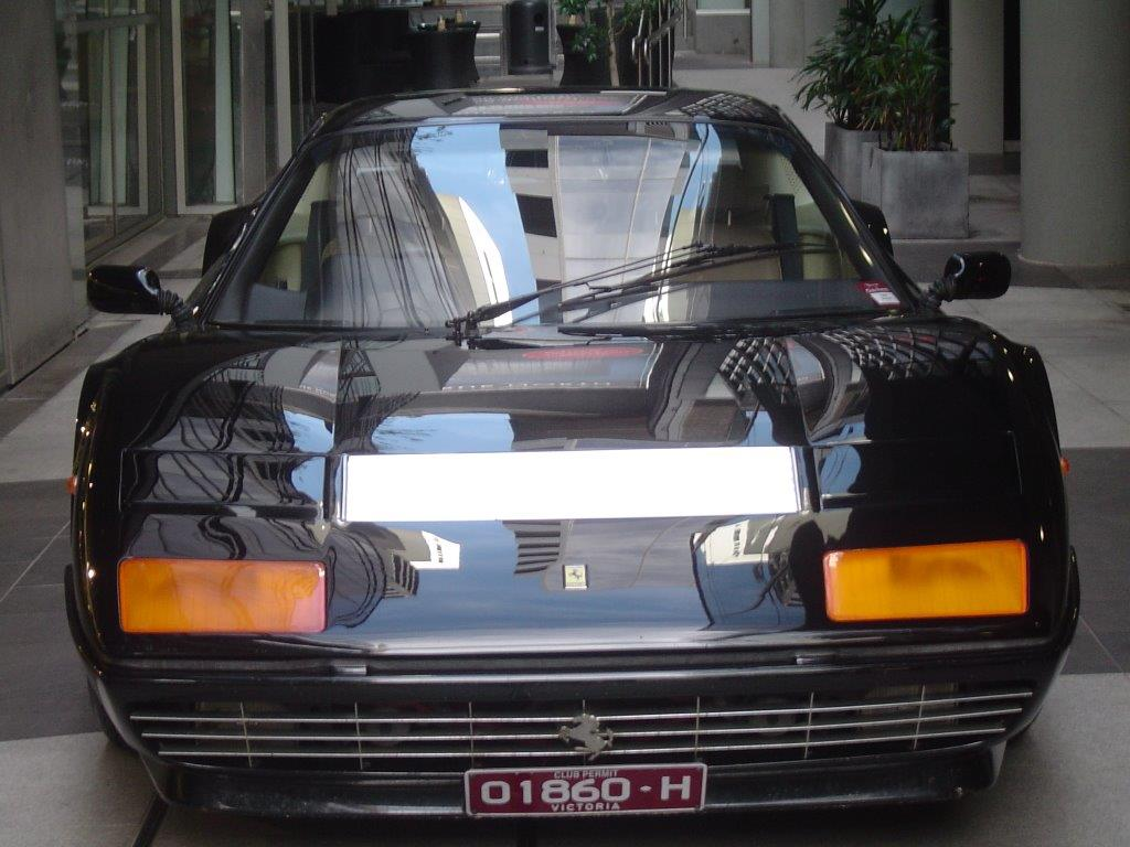 1978 Ferrari BB512- sold in Australia