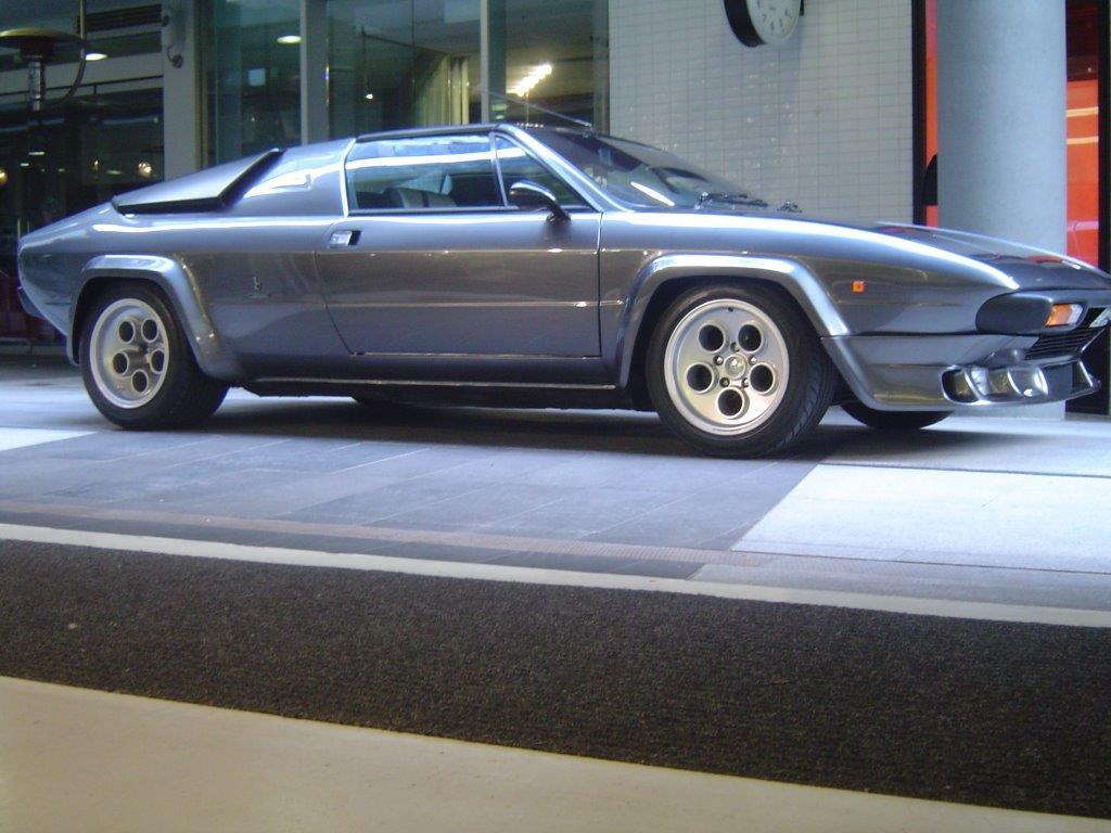1978 Lamborgini Sillouete- sold in Australia