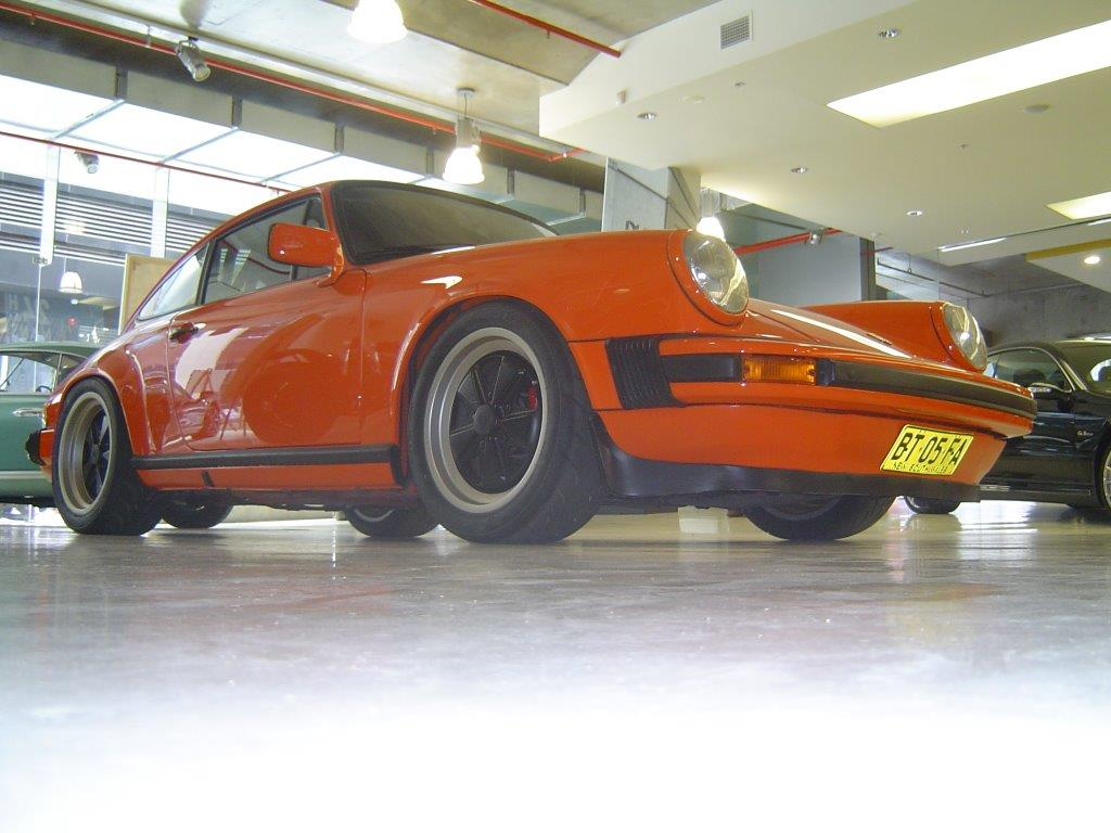 1979 Porsche 911 SC- sold in Australia