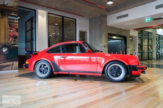 1982 Porsche 911 930 Turbo- sold in Australia