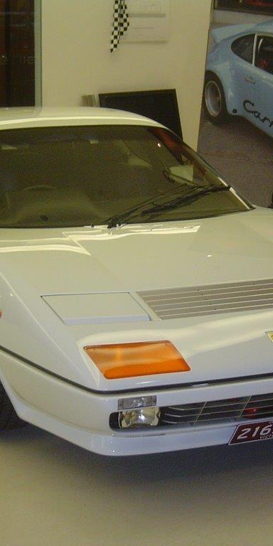 1983 Ferrari 512 BBi- sold in Australia