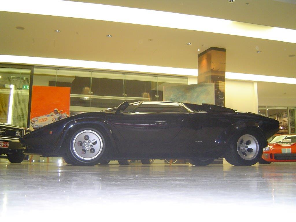 1983 Lamborgini Countach 5000S- sold in Australia