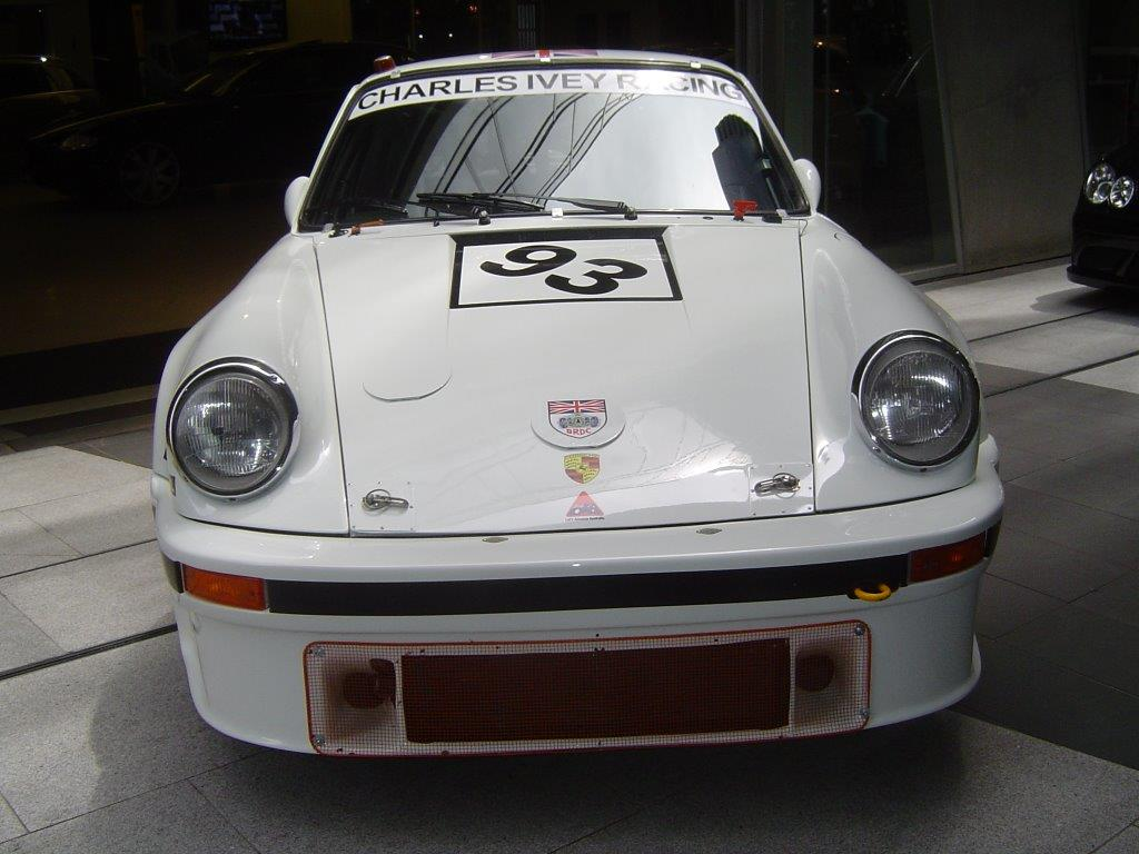 1983 Porsche 930 Turbo Group 'B' Factory Race Car- sold in Australia