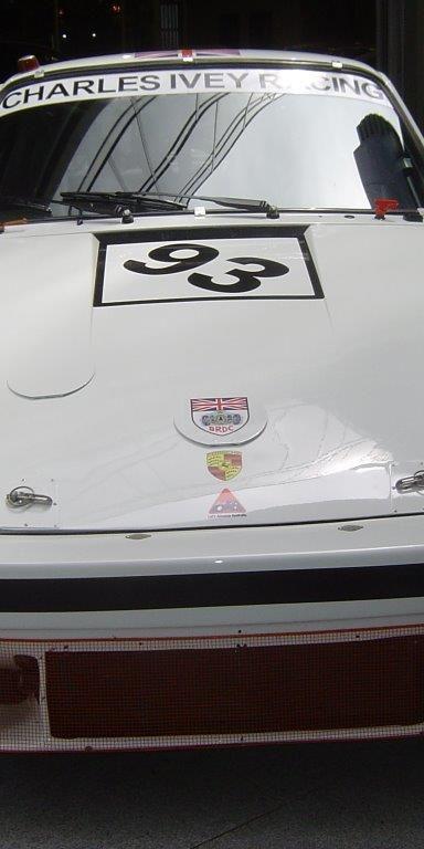 1983 Porsche 930 Turbo Group 'B' Factory Race Car- sold in Australia
