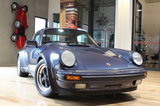 1985 Porsche 911 Turbo 930 - sold in Australia