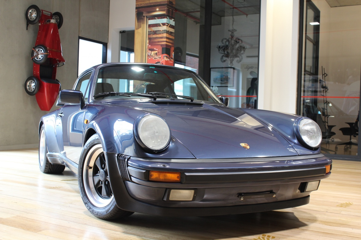 1985 Porsche 911 Turbo 930 - sold in Australia
