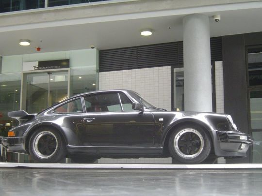 1985 Porsche 930 Turbo- sold in Australia