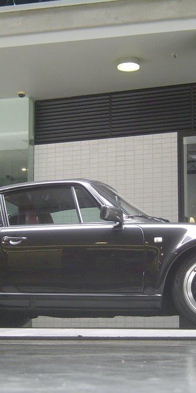 1985 Porsche 930 Turbo- sold in Australia