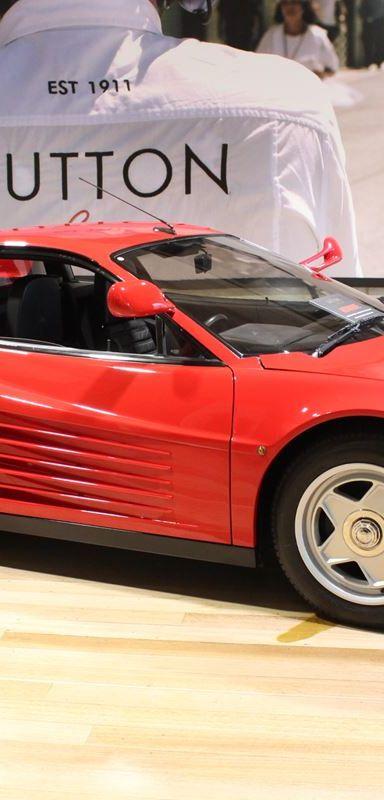 1986 Ferrari Testarossa 'Flying Mirror and Centre Lock Wheels'- sold in Australia