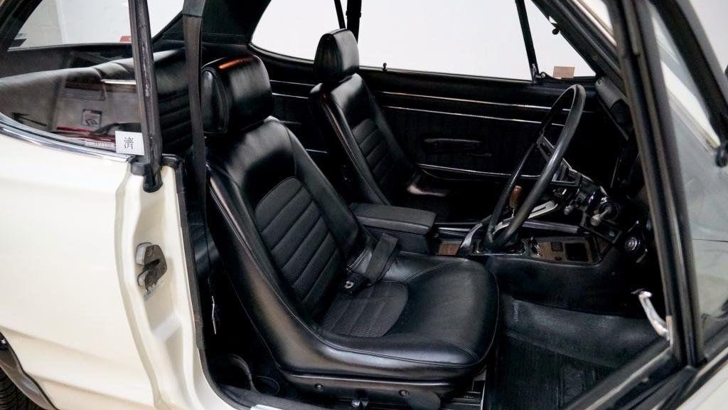 1972 NISSAN SKYLINE 2000 GTR