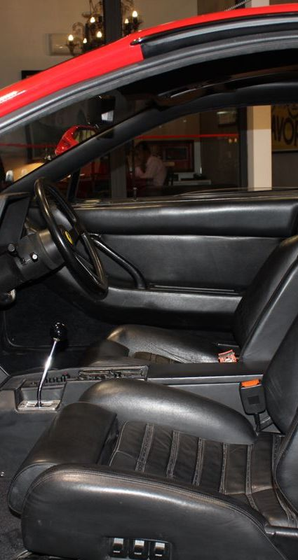 1986 Ferrari Testarossa 'Flying Mirror and Centre Lock Wheels'- sold in Australia