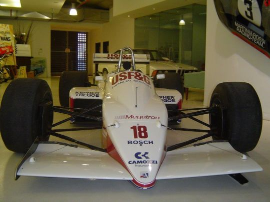 1988 F1 Arrows - Megatron (Driver Eddie Cheever)- sold in Australia