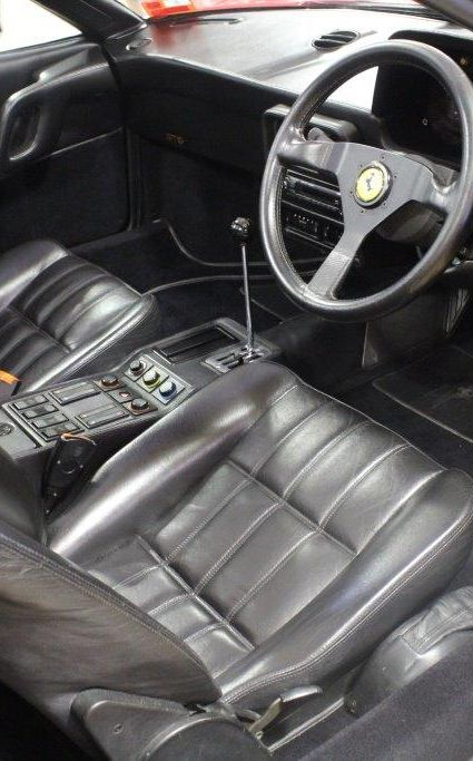 1988 Ferrari 328 GTS- sold in Australia