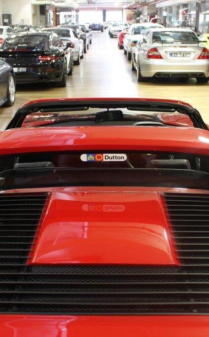 1988 Ferrari 328 GTS- sold in Australia