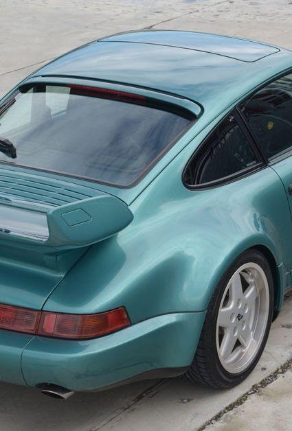 1992 Porsche 911 / 964 Turbo 3.3 Turbo- sold in Australia