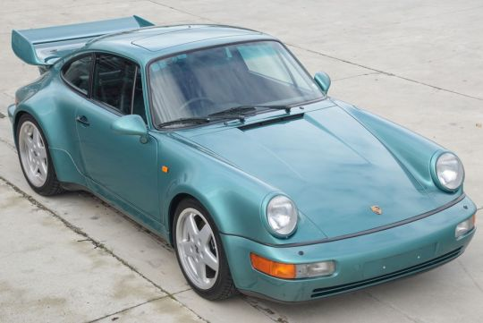 1992 Porsche 911 / 964 Turbo 3.3 Turbo- sold in Australia