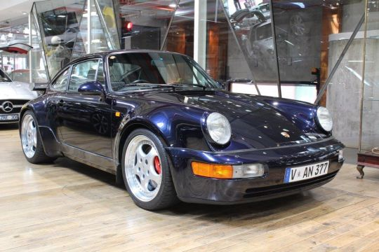 1993 Porsche 911/964 3.6 Turbo- sold in Australia