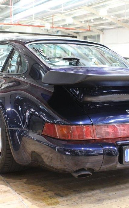 1993 Porsche 911/964 3.6 Turbo- sold in Australia