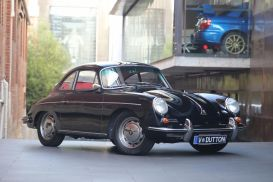 1964 Porsche 356SC Coupe 2dr Man 4sp 1600