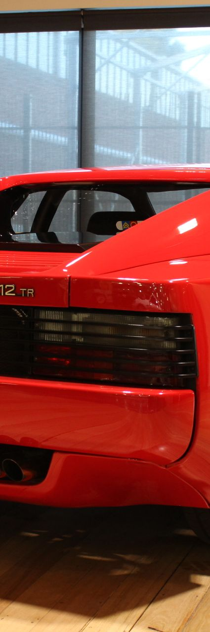 1994 Ferrari 512 TR Euro Spec- sold in Australia