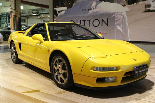 1995 Honda NSX- sold in Australia