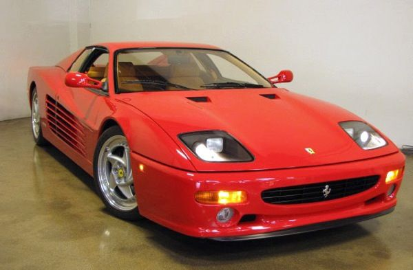 1996 Ferrari 512M- sold in Australia