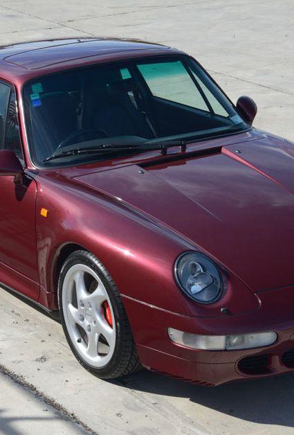 1996 Porsche 911 993 Turbo- sold in Australia