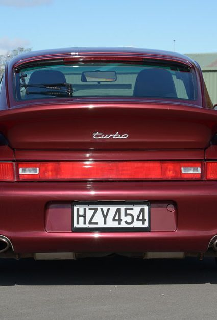 1996 Porsche 911 993 Turbo- sold in Australia