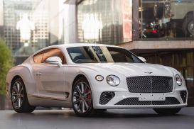 2019 Bentley Continental 3S GT Coupe 2dr DCT 8sp 4x4 6.0TT [MY19]