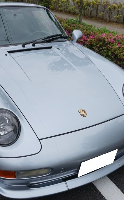 1996 Porsche 993 RS- sold in Australia