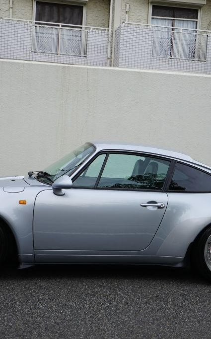1996 Porsche 993 RS- sold in Australia