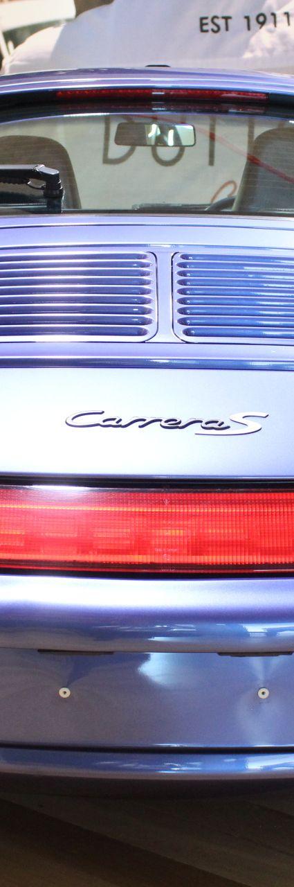 1997 Porsche 911 993 Carrera S- sold in Australia