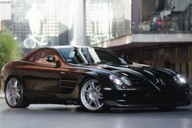 2004 Mercedes-Benz SLR McLaren