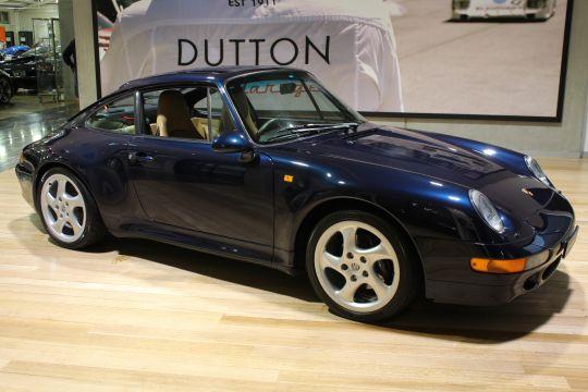 1997 Porsche 993 Carrera S- sold in Australia