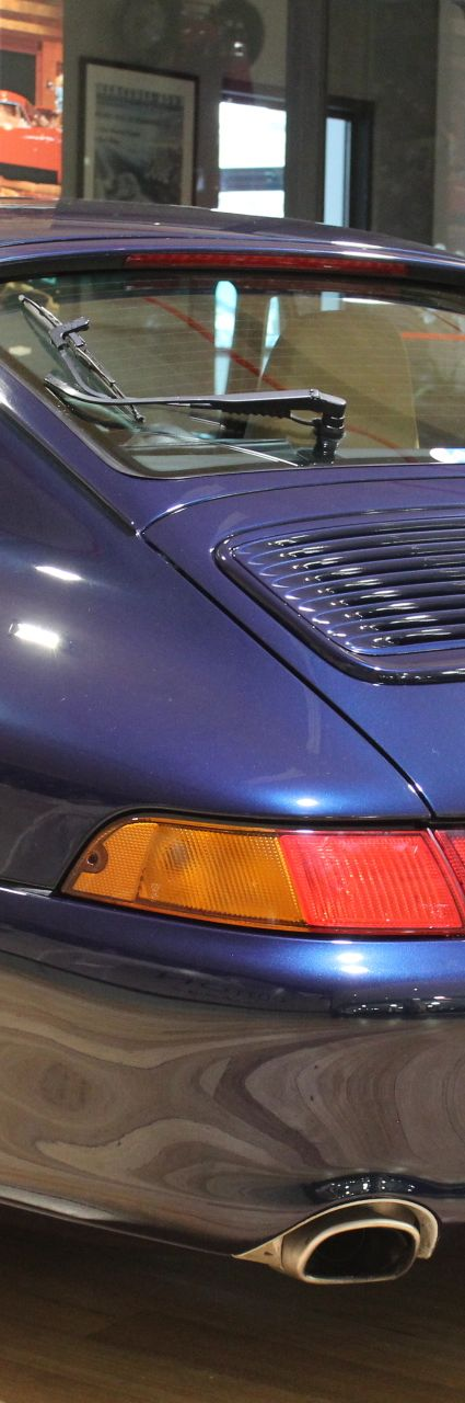 1997 Porsche 993 Carrera S- sold in Australia