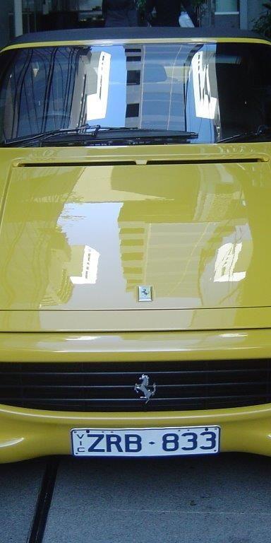 1998 Ferrari 355- sold in Australia