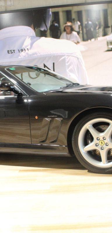 1998 Ferrari 550 Maranello- sold in Australia