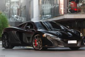2015 McLaren 650S Coupe 2dr SSG 7sp 3.8TT [MY16]