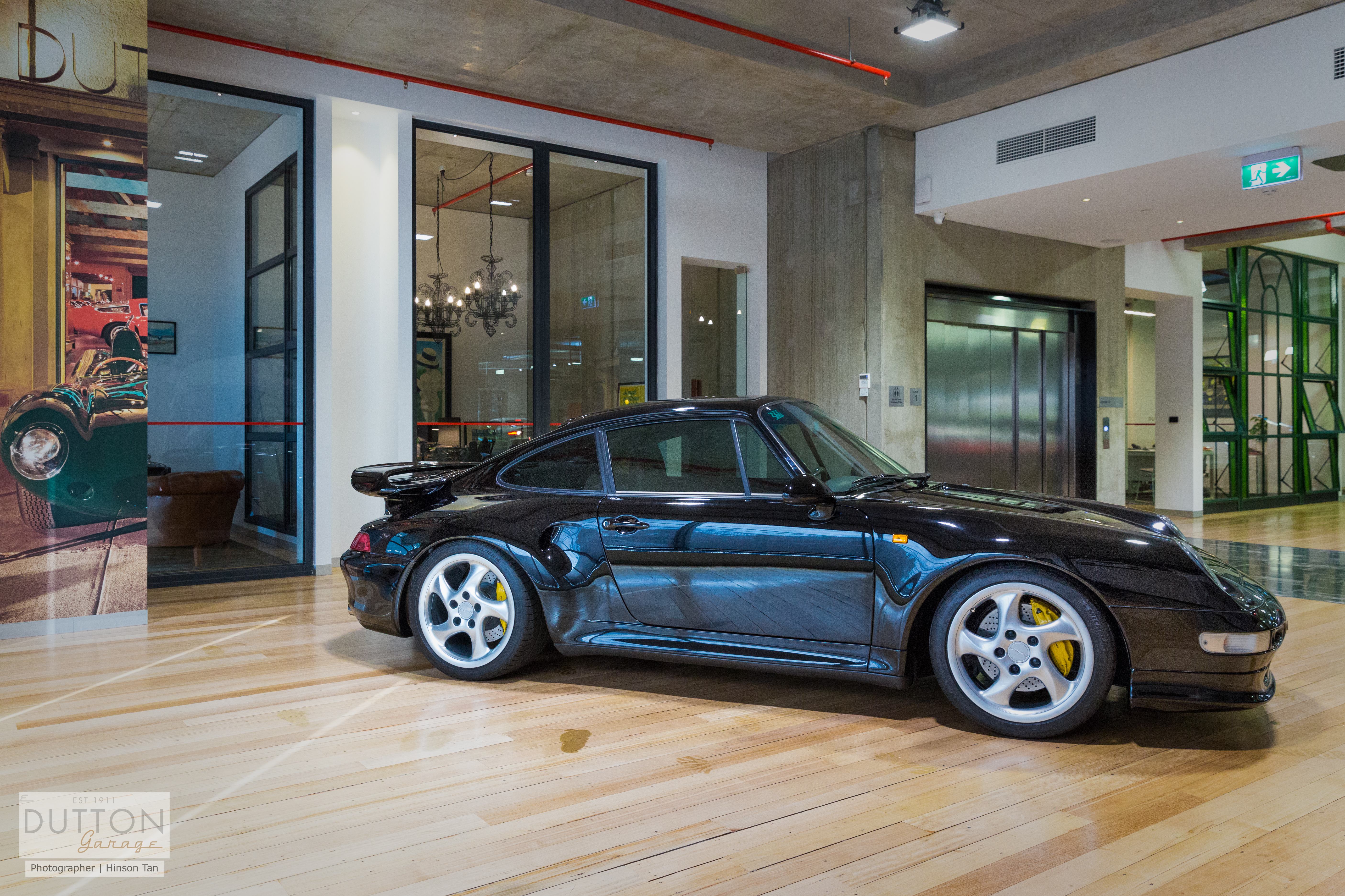 1998 Porsche  911 993 Turbo S- sold in Australia
