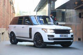 2017 Land Rover Range Rover L405 V8SC Autobiography Wagon 5dr Spts Auto 8sp 4x4 5.0SC [MY17]