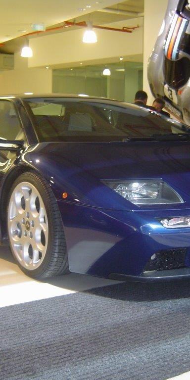 2000 Lamborgini Diablo VT 6.0- sold in Australia